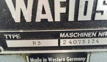 1980-WAFIOS – N 2 -NAIL MAKING MACHINE full