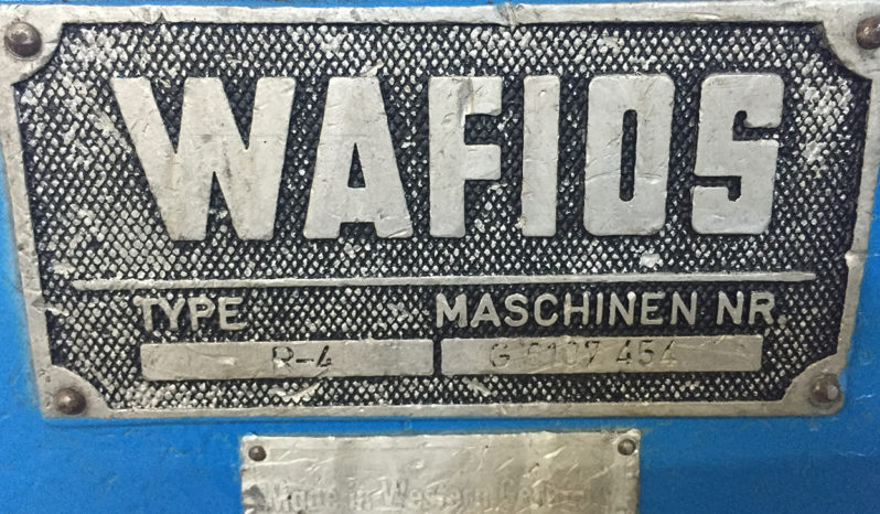 WAFIOS R 4 full