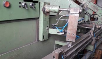 PRUTTON – NAIL PLASTIC JOINING MACHINE full