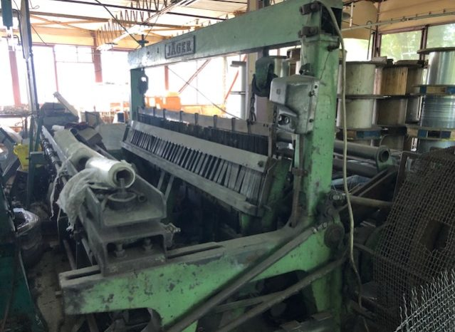 JAGER DFS – WEAVING LOOMS MACHINE full