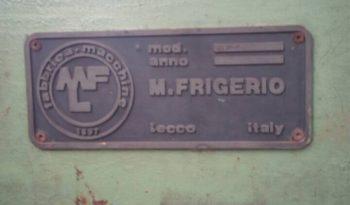 MARIO FRIGERIO RT 600/6- WIRE DRWAING LINE full