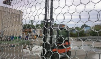 RWM PROJECT – RING MESH MAKING MACHINE full