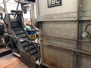 BBC- SCREW HARDENING FURNACE full