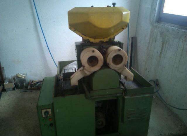 KAYSER NATIONAL – NUT MAKING MACHINES full