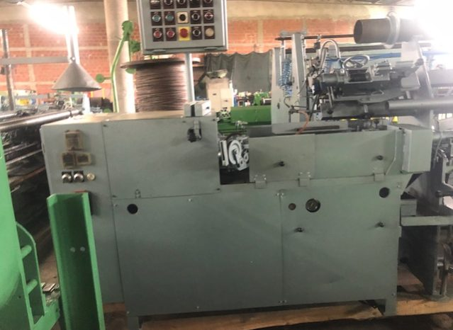WAFIOS DF 3 – CHAIN LINK FANCE MACHINE full