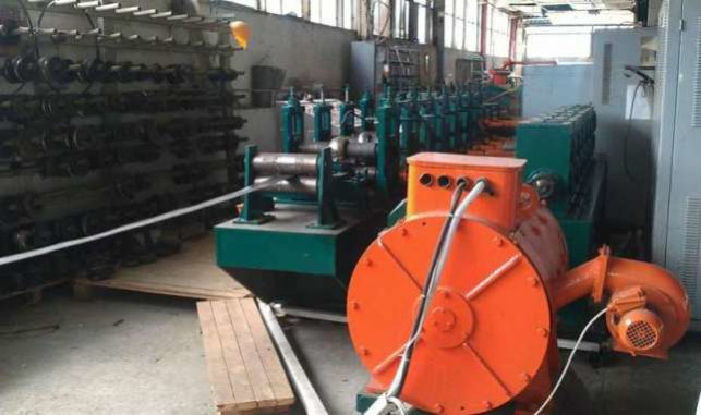 ERW- PIPE PRODUCTION LINE full