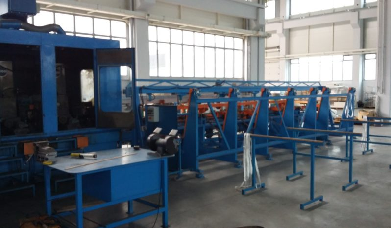 BOSSI – PIPE GRINDING AND POLISHING LINE full