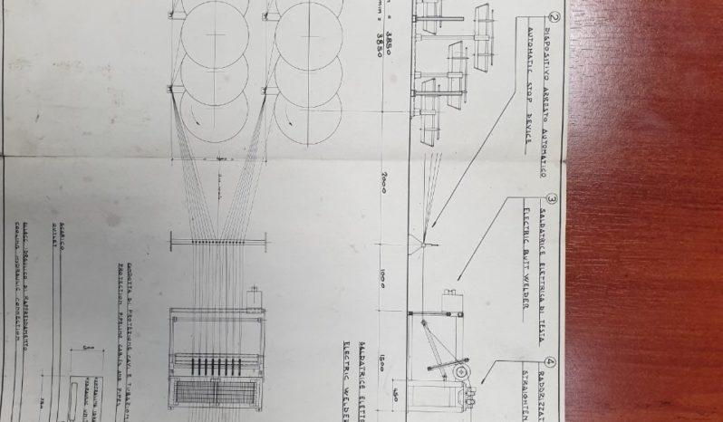 1990/2012 – 8/SR12-FROMA – MESH WELDING LINE full