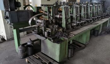 1994/2007 – 16/36/2,5 – GUZZETI- PIPE PRODUCTION LINE full
