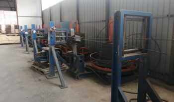 2004-STEMA PEDAX TWIN MASTER – WIRE BENDING MACHINE full
