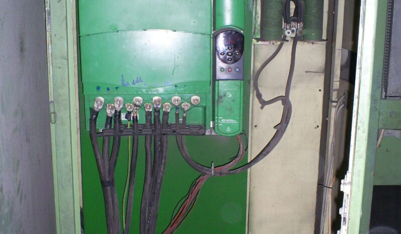 2005- MESH WELDING FACTORY – JAGER GSM- H 24 full