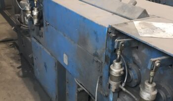 2001 – DELLISI – STRAIGHT&CUT MACHINE full