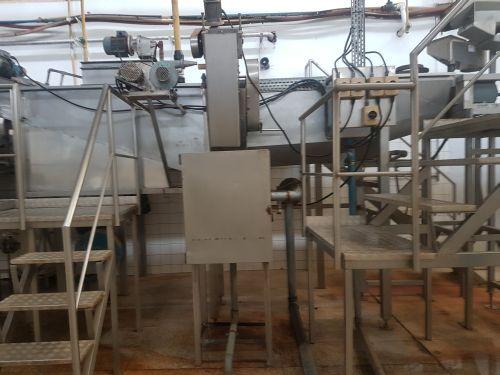 1982-VANMARK-Potato chips production line full