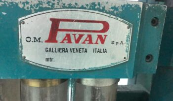 1990/2010-PAVAN – COMPLETE PASTA PRODUCTION FACTORY full