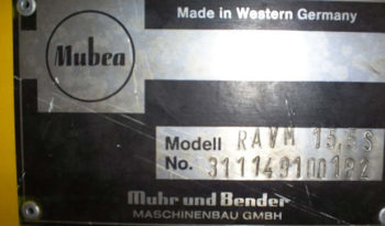 MUBEA RAVM 15,5S full