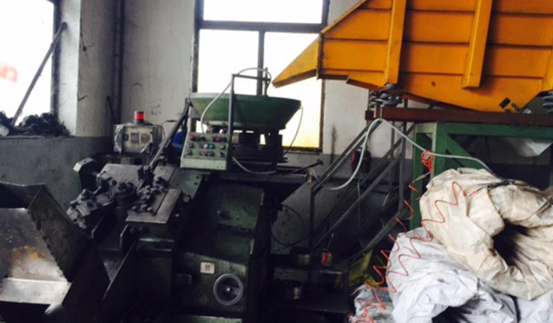 BAUSMAN – THREAD ROLLING MACHINE full