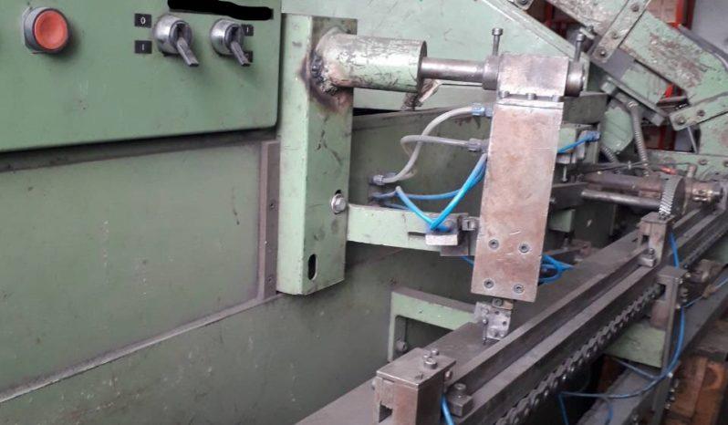 PRUTTON – NAIL PLASTIC JOINING MACHINE full