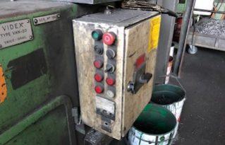 VIDEX – THREAD ROLLING MACHINE full