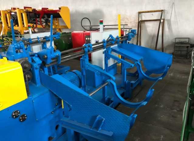 WAFIOS RS 4-STRAIGHTENING AND CUTTING MACHINE full
