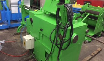 VITARI STRAIGHTENING AND CUTTING MACHINE full
