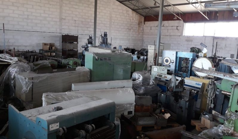 WAFIOS – SPRING MAKING FACTORY full