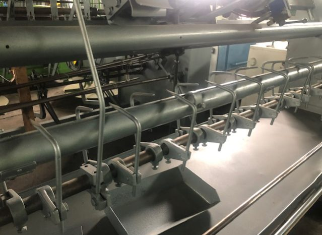 WAFIOS DF 3 – CHAIN LINK FANCE MACHINE full