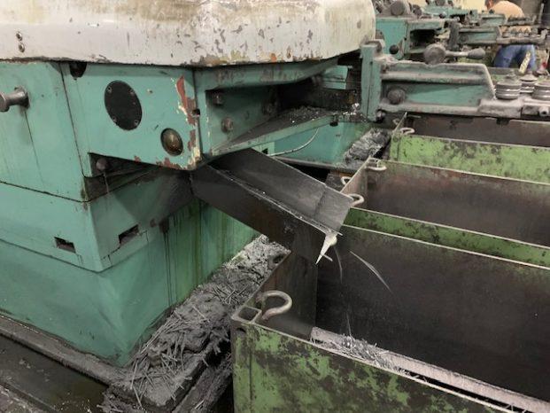 2014 – NAIL MAKING MACHINE full