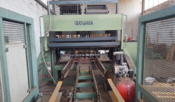 1998-STORTI GSI 150 T.A.- WOODEN PALLETS LINE full