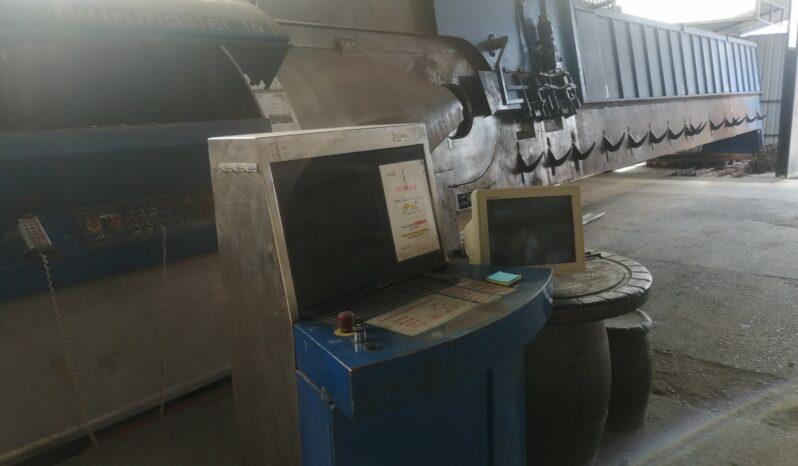 2004-STEMA PEDAX TWIN MASTER – WIRE BENDING MACHINE full
